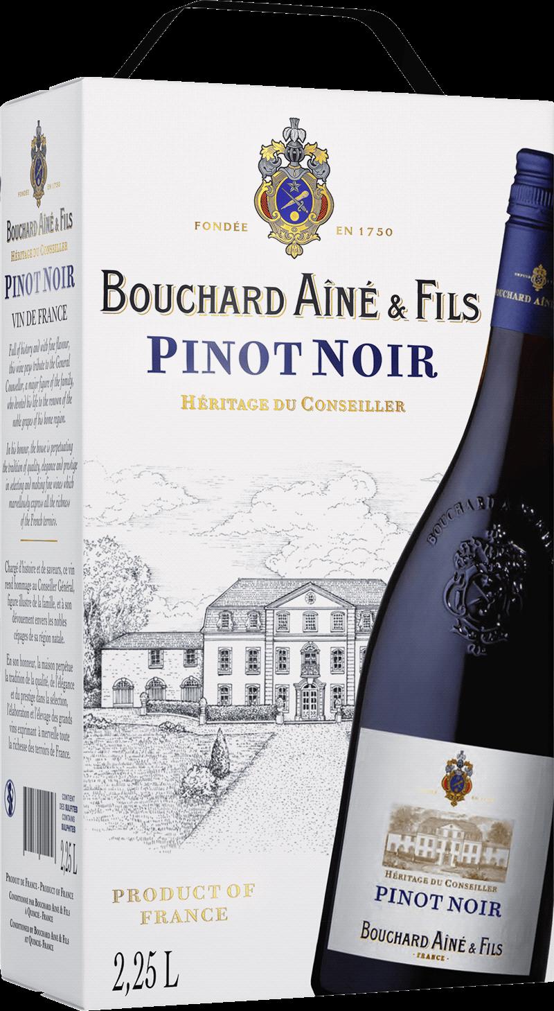 Produktbild för Bouchard Aîné & Fils Pinot Noir, 2019