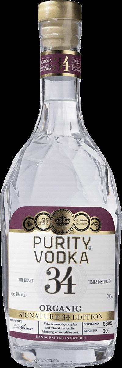 vad innehåller vodka